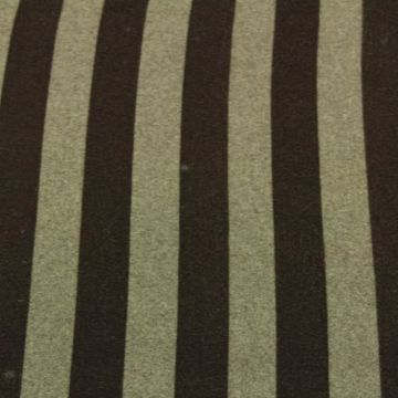 Wooly Look - Big Grey/Brown Stripes