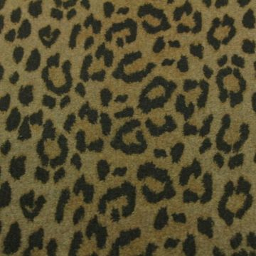 Wooly Look - Taupe Leopard Spots