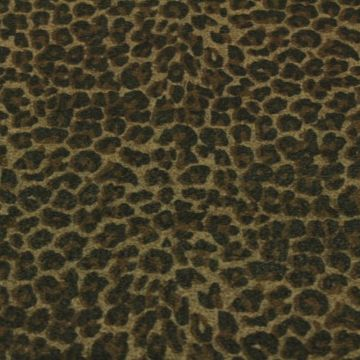 Wooly Look - Brown/Black Little Leopard