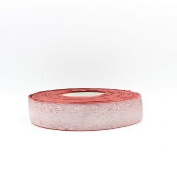 red glitter elastiek