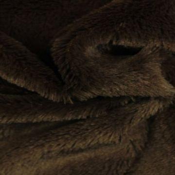 Kortharig Bont - Donker Bruin
