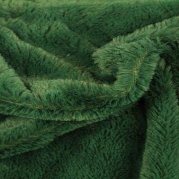 Kortharig Bont - Donker Groen