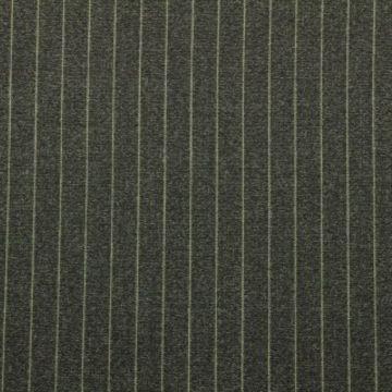 pantalon stof grijs krijtstreep