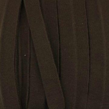 Gebreid Tresband - Bruin