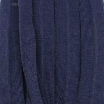 Gebreid Tresband - Blauw
