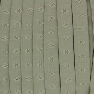 leem groen drukkertjesband
