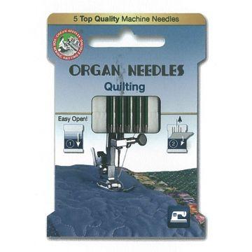Organ Quilting 75-90