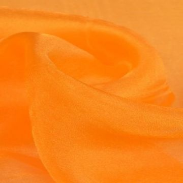 Organza Crystal - Orange