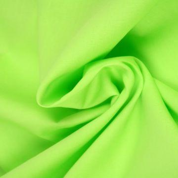 Lime Groene Katoen