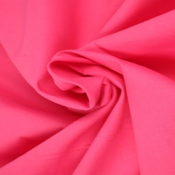 Fuchsia Roze Katoen