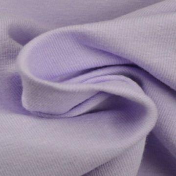 katoenen tricot lavendel