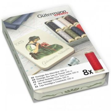 Gütermann Nostalgiebox - Bestsellers