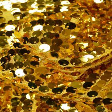 Gouden XL Pailletten