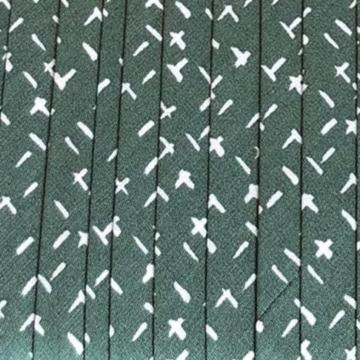 Oaki Doki Katoen Biaisband - Cross Green - 2m