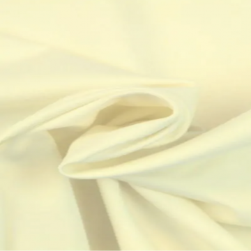 Stretch Katoen - Off White
