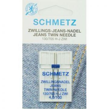 schmetz jeans twin