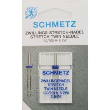 Schmetz Stretch Twin