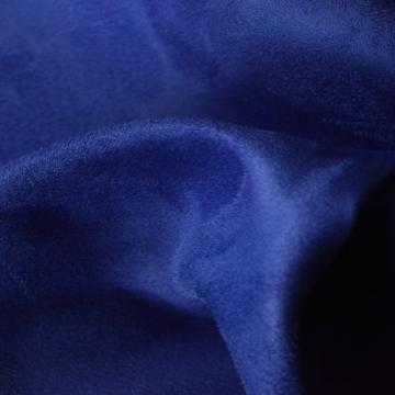 Kobalt Blauwe Suède