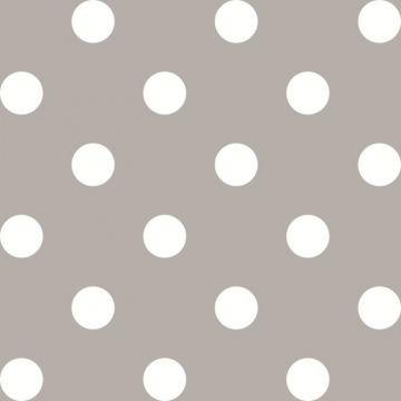 Polka Dot - Light Grey