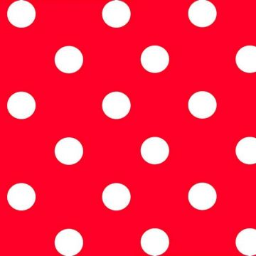 Polka Dot - Red