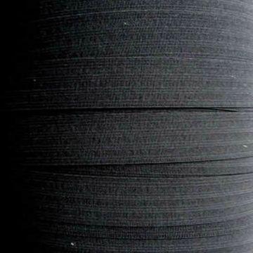 Taille Elastiek 80 mm - Zwart