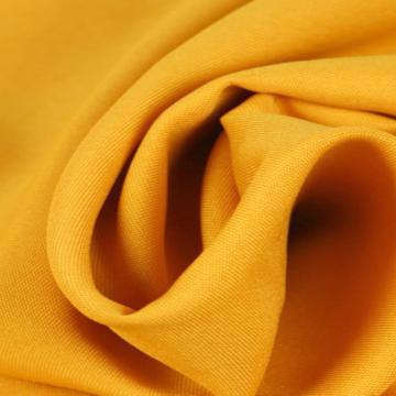 Brandvertragende stof oker geel