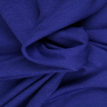 Indigo Blauwe Tricot