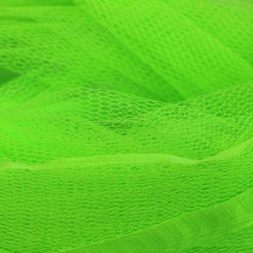 tule neon groen