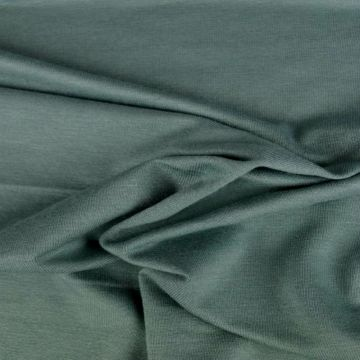 viscose tricot vintage groen