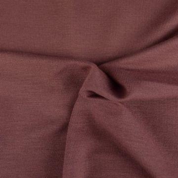 Viscose tricot vintage roze