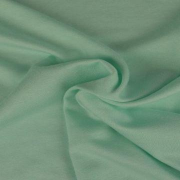 viscose tricot licht mint