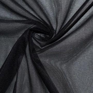 Vlieseline voor Tricot - Zwart