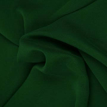 Donker Groene Chiffon