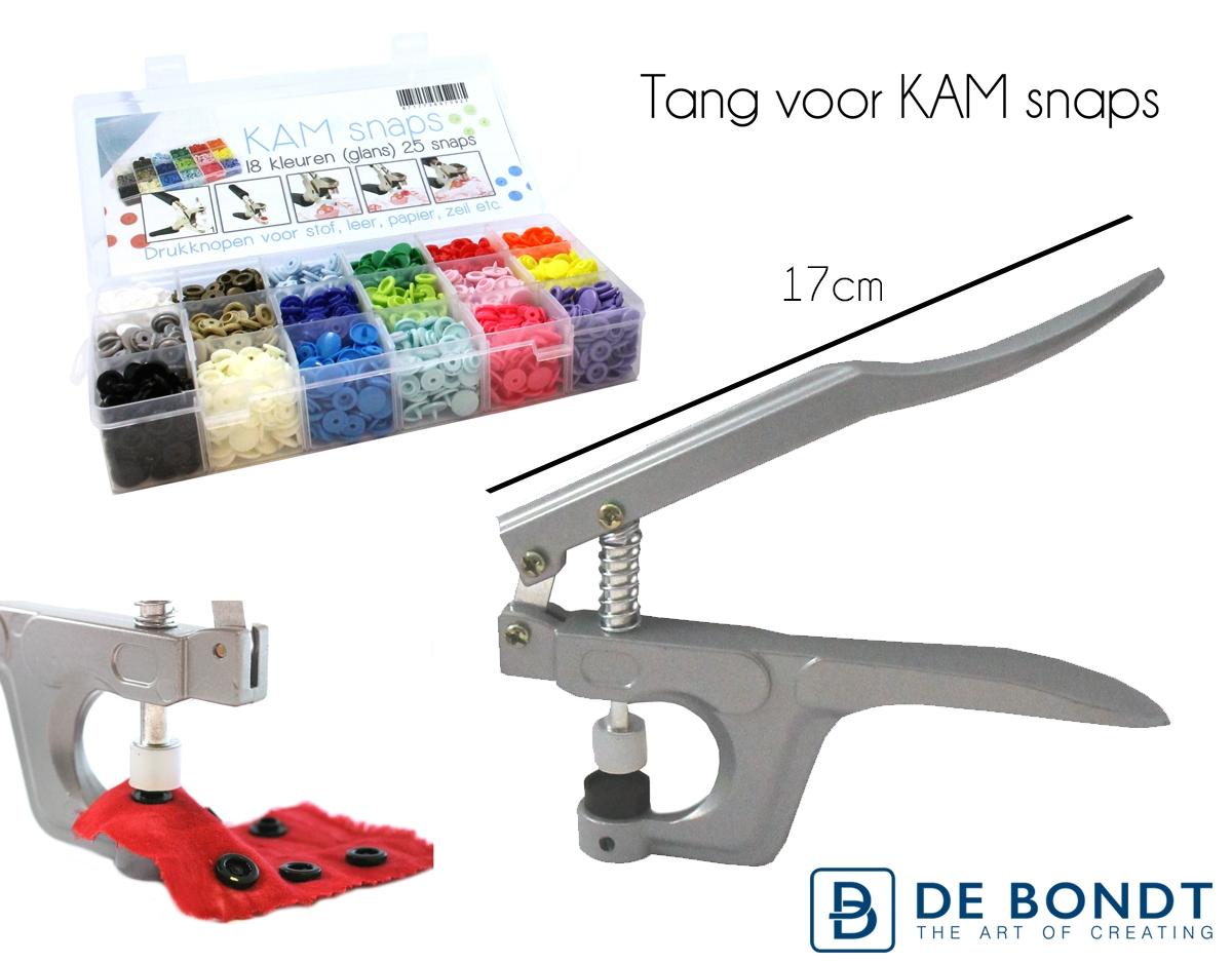 Tang Kam Snaps Color Snaps Drukknopen Budgetstoffennl